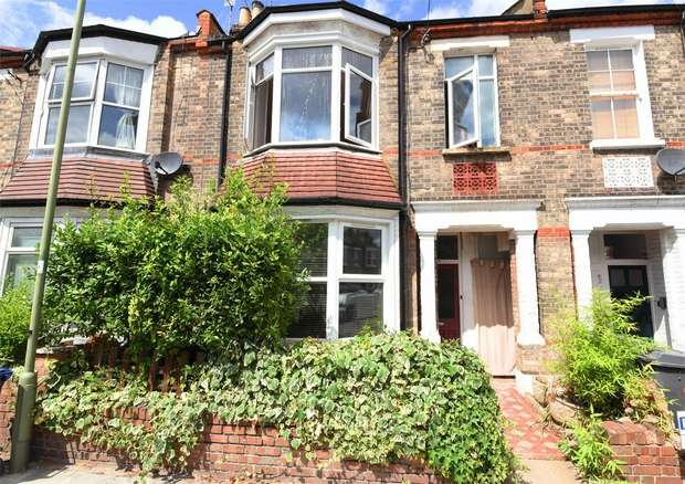 2 Bedrooms Maisonette Flat for sale in Kitchener Road, East Finchley, N2