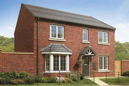 4 Bedrooms House for sale in Hunloke Grove, Derby Road, Wingerworth, Chesterfield