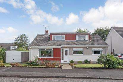 4 Bedrooms Detached House for sale in Dryburgh Avenue, Paisley