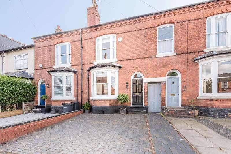3 Bedrooms Town House for rent in Greenfield Road, Harborne, Birmingham, B17 0EP