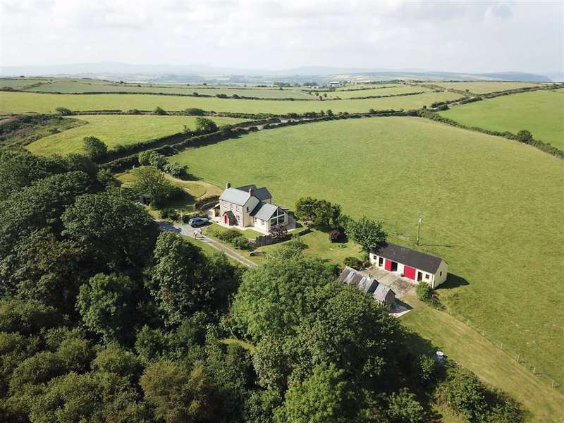 4 Bedrooms House for sale in ST DOGMAELS RURAL, Pembrokeshire