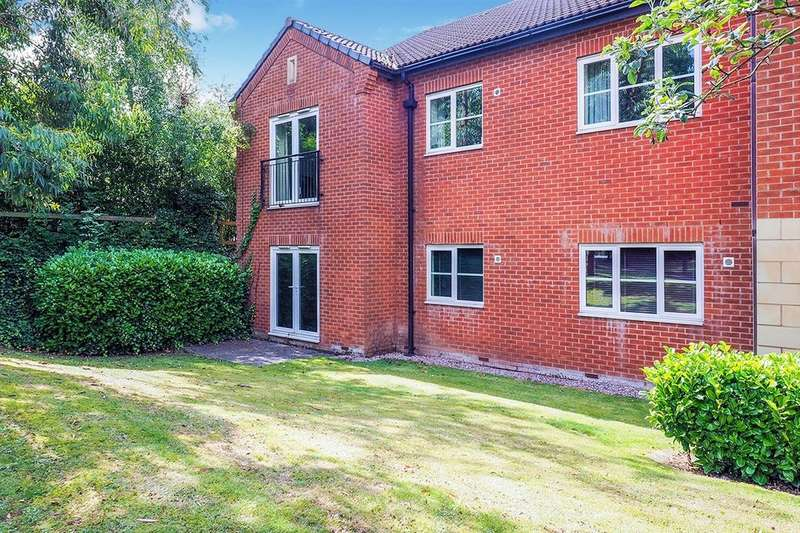 2 Bedrooms Flat for sale in Plains Road, Nottingham, NG3