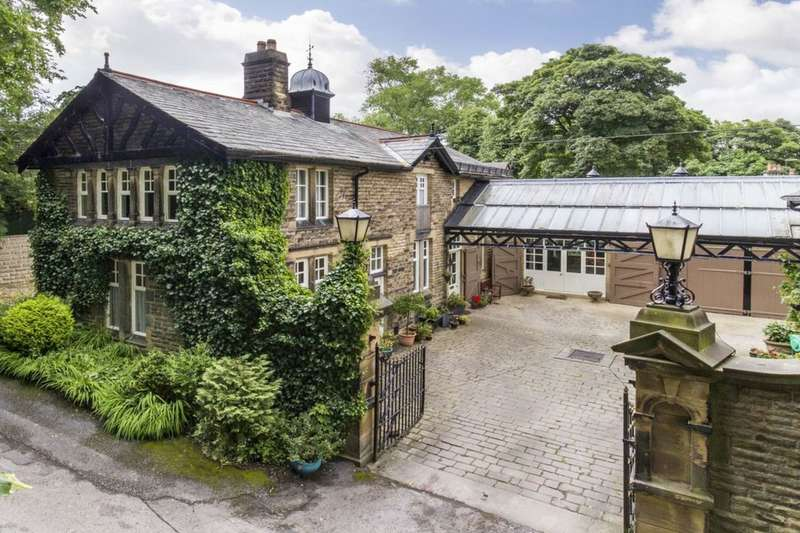 4 Bedrooms Property for sale in Station Road, Baildon, Shipley, BD17