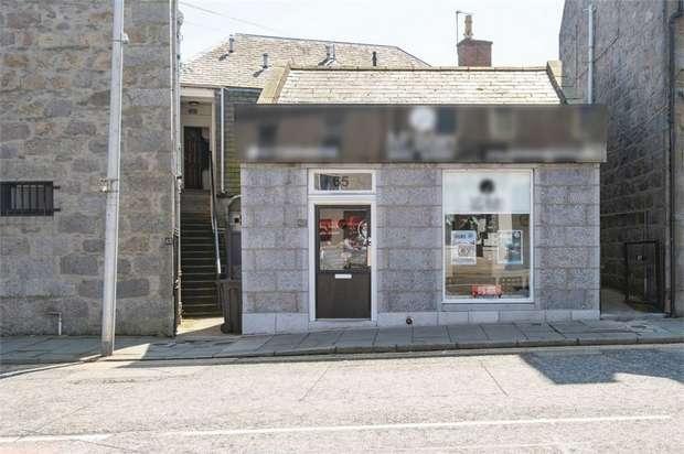 2 Bedrooms Flat for sale in 63 Rosemount Place, Aberdeen