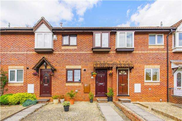 2 Bedrooms Terraced House for rent in Wilmot Court, Warmley
