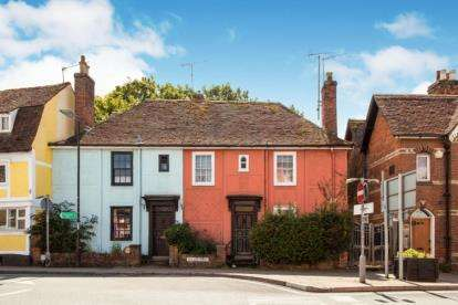2 Bedrooms Semi Detached House for sale in Saffron Walden, Essex