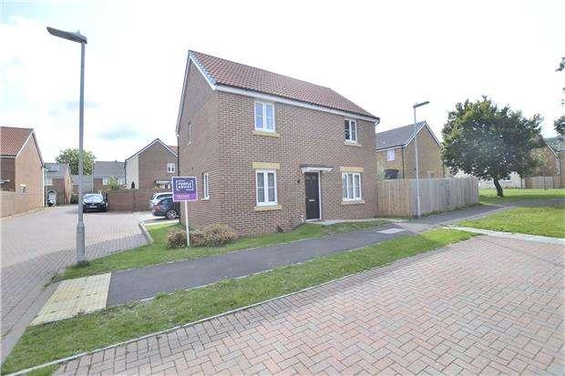 3 Bedrooms Detached House for sale in Textile Drive, Brockworth, Gloucester, GL3 4WD