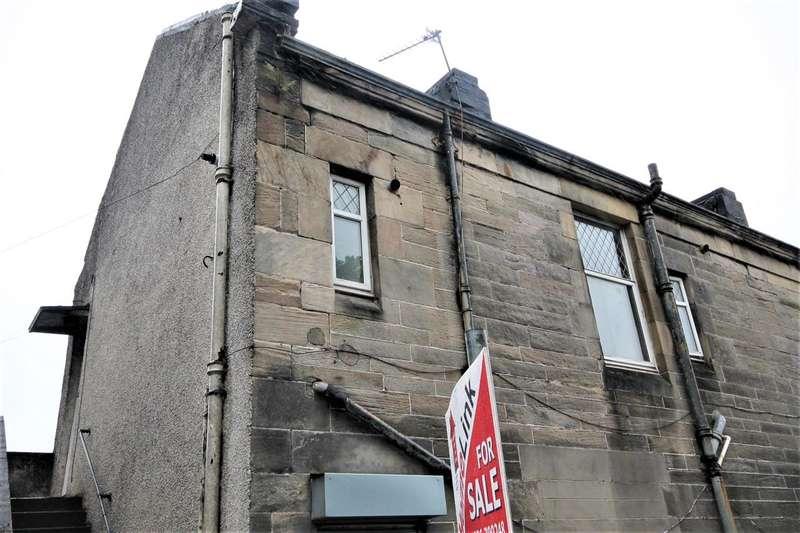 2 Bedrooms Flat for sale in Quarry Street, Coatbridge