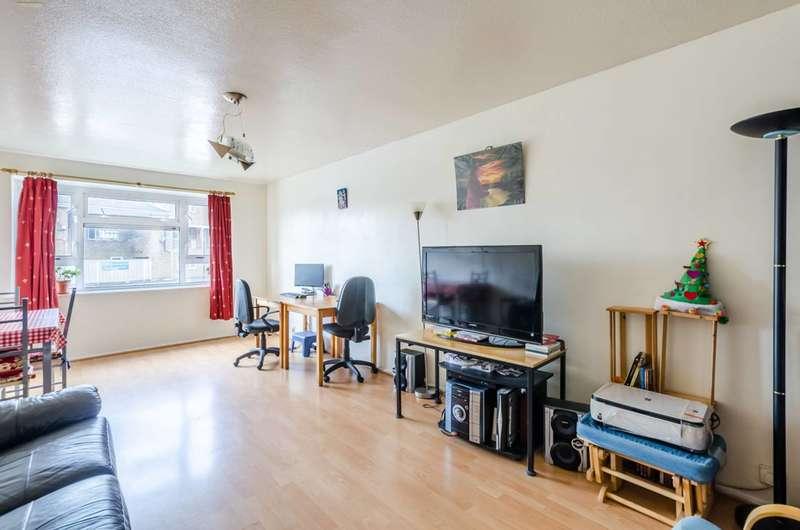 2 Bedrooms Flat for sale in Hackington Crescent, Beckenham, BR3