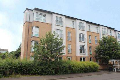 2 Bedrooms Flat for sale in Dalreoch Place, Renton Road