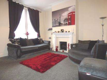 2 Bedrooms Terraced House for sale in Inkerman Street, Ashton, Preston, Lancashire, PR2