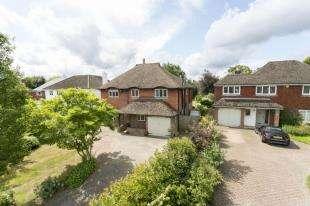 5 Bedrooms Detached House for sale in The Ridgeway, Tonbridge, Kent