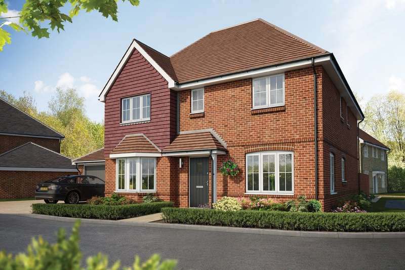 4 Bedrooms Detached House for sale in Solomon's Seal, Broadbridge Heath
