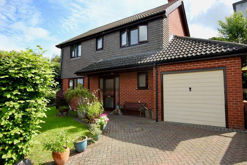 4 Bedrooms Detached House for sale in Croft Bank, Malvern, WR14