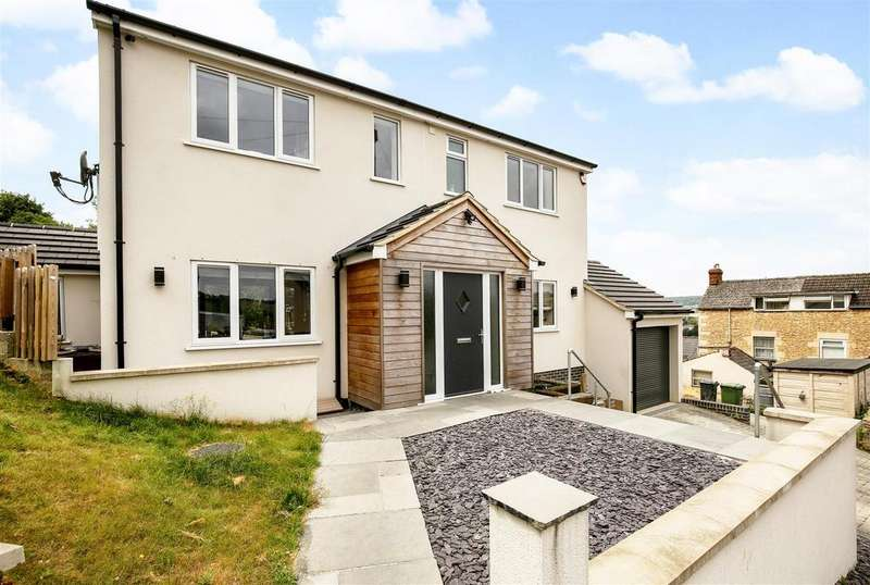4 Bedrooms Detached House for sale in Summer Close, Stroud