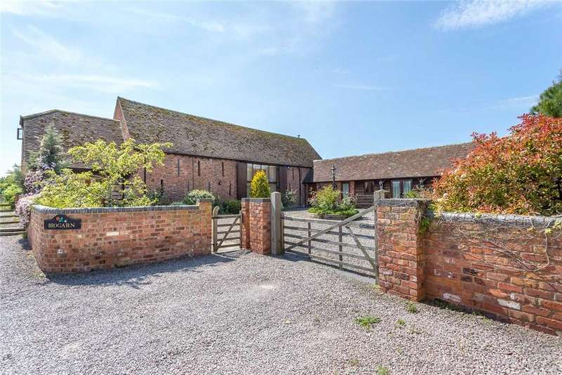 5 Bedrooms Detached House for sale in Twyning Green, Twyning, Tewkesbury, Gloucestershire, GL20