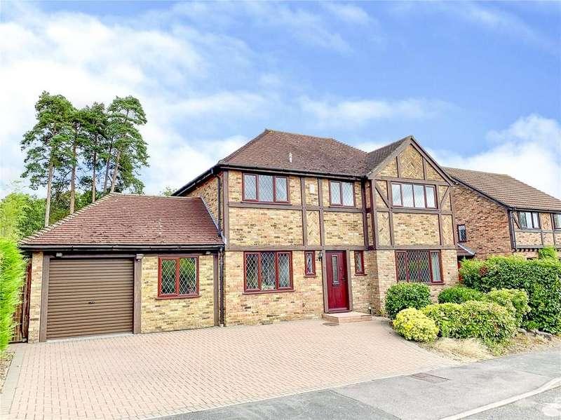 4 Bedrooms Detached House for sale in Redditch, Bracknell, Berkshire, RG12