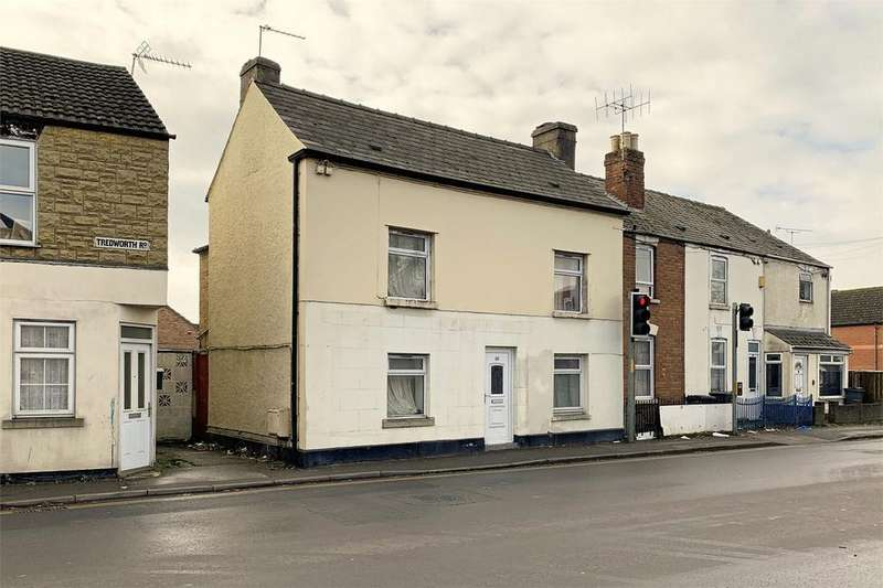 3 Bedrooms End Of Terrace House for sale in Tredworth Road, GLOUCESTER