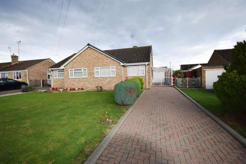 2 Bedrooms Semi Detached Bungalow for sale in Melbourne Drive, Stonehouse