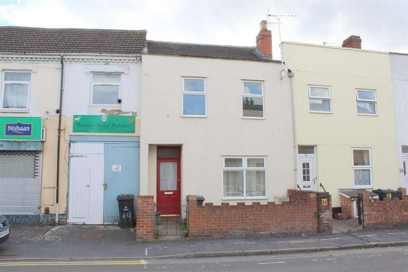 3 Bedrooms Terraced House for sale in Ryecroft Street, Gloucester