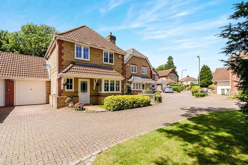 4 Bedrooms Detached House for sale in Holly Gardens, Bexleyheath, Kent, DA7