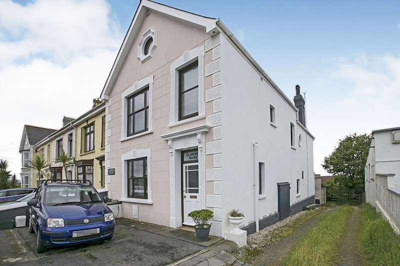 4 Bedrooms House for sale in Clarence Villas, Mount Ambrose, Redruth, Cornwall, TR15
