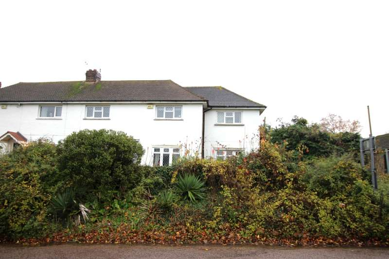 4 Bedrooms Semi Detached House for sale in School Lane, Higham, Rochester, Kent, ME3