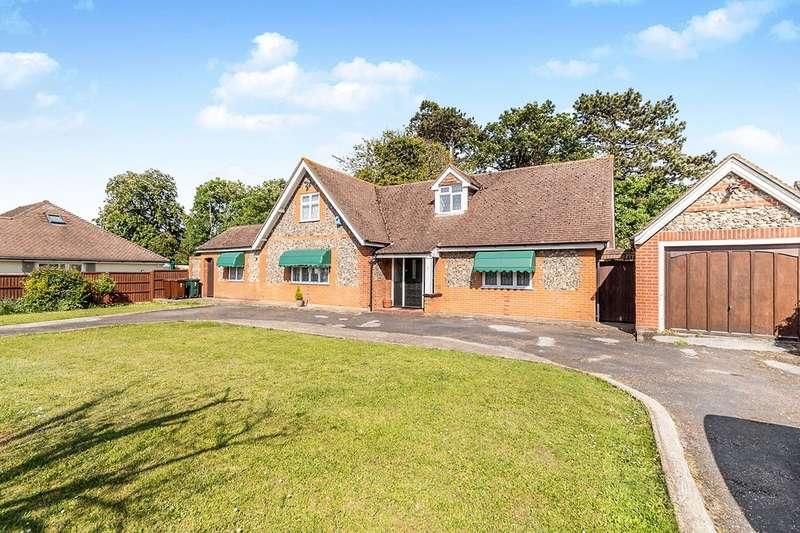 3 Bedrooms Detached House for sale in Hartley Road, Longfield, Kent, DA3