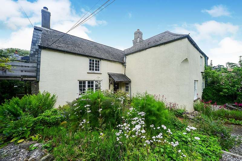 4 Bedrooms Detached House for sale in Harbertonford, Totnes, Devon, TQ9