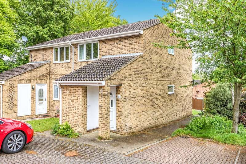 1 Bedroom Apartment Flat for sale in Wyvill Close, Gillingham, Kent, ME8