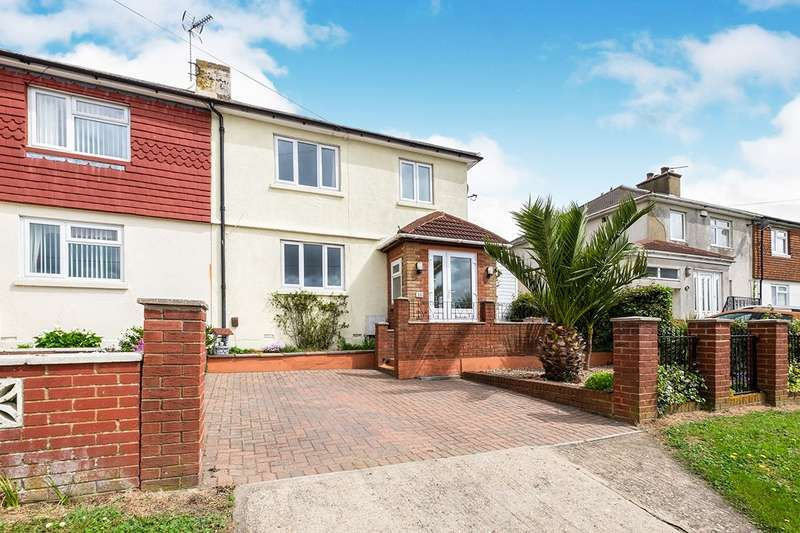 3 Bedrooms Semi Detached House for sale in Church Green, Rochester, Kent, ME2