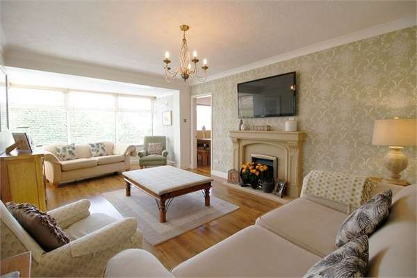 5 Bedrooms Detached House for sale in Cornwall Road, Retford, Nottinghamshire