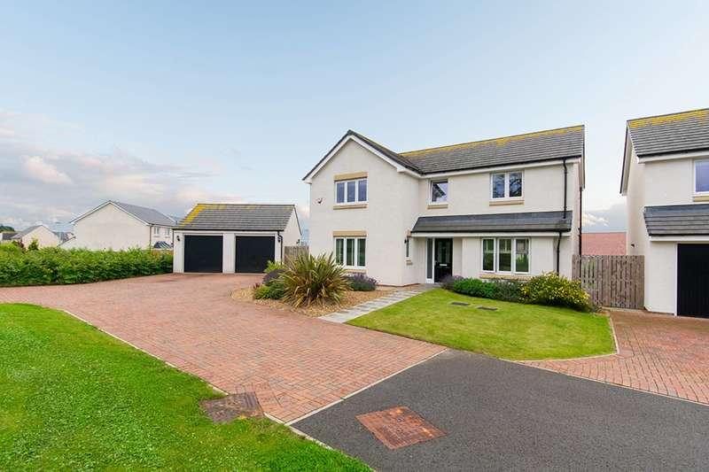 5 Bedrooms Detached House for sale in South Quarry Crescent, Gorebridge, EH23 4GJ