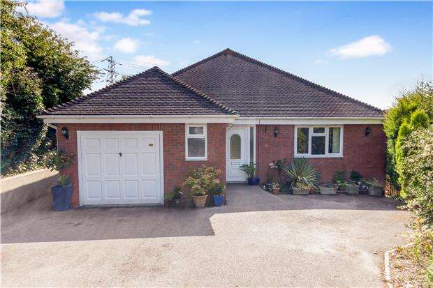 3 Bedrooms Detached Bungalow for sale in Pine Avenue, HASTINGS, East Sussex, TN34 3PR