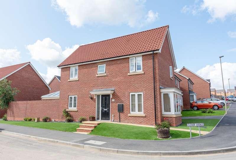4 Bedrooms Detached House for sale in 13 Showground Road, Malton, YO17 7PJ
