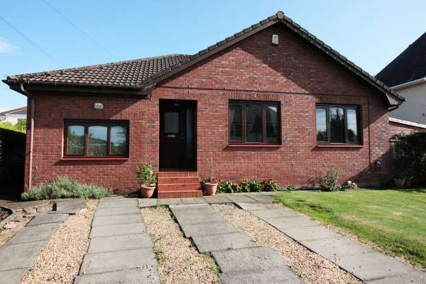 4 Bedrooms Detached Bungalow for sale in Belmont Drive, Ayr, Ayrshire, KA7 2LY