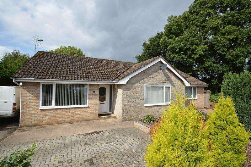 3 Bedrooms Detached Bungalow for sale in Coleford, Gloucestershire
