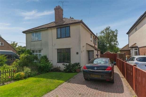 2 Bedrooms Semi Detached House for sale in Park Street, Princes Risborough, Buckinghamshire