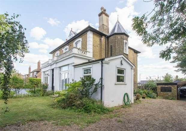 2 Bedrooms Semi Detached House for sale in Erith Road, Belvedere, Kent