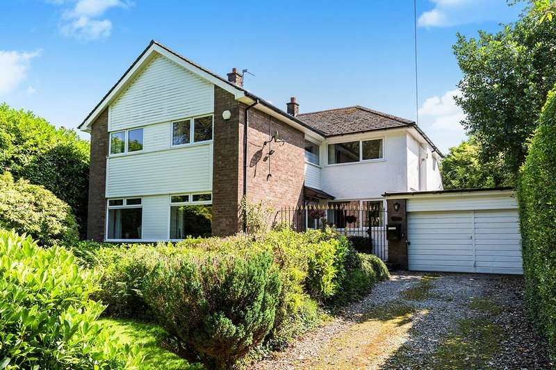 5 Bedrooms Detached House for sale in Wigan Lane, Heath Charnock, Chorley, Lancashire, PR7