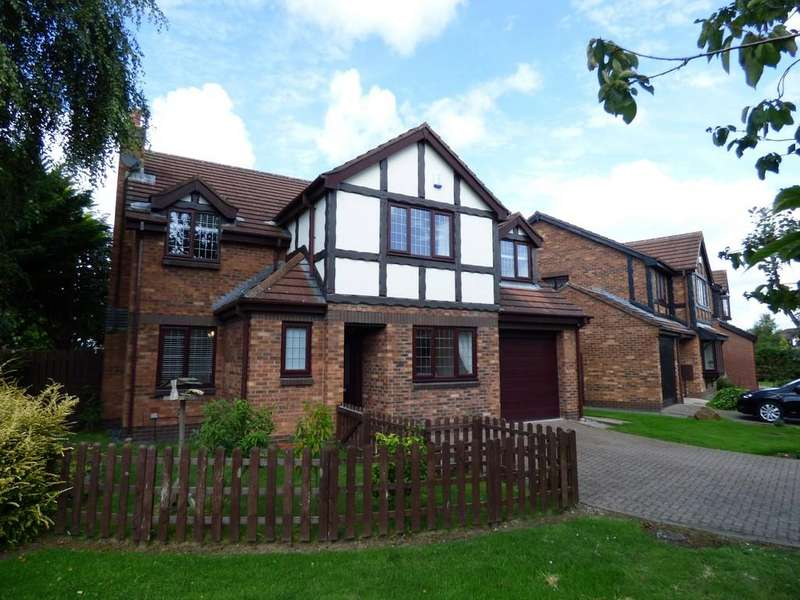 5 Bedrooms Detached House for rent in 19 Cotswold Road