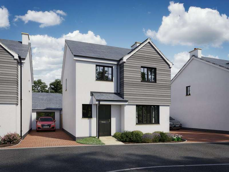 4 Bedrooms Detached House for sale in Rogiet, NP26