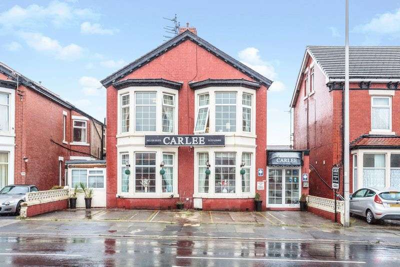 12 Bedrooms Property for sale in Park Road, Blackpool FY1