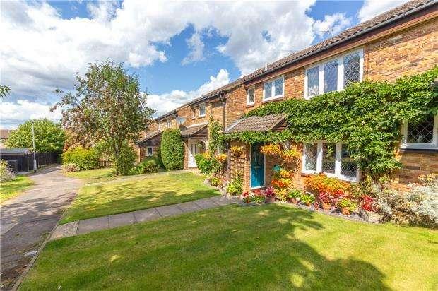 4 Bedrooms Terraced House for sale in Juniper, Bracknell, Berkshire