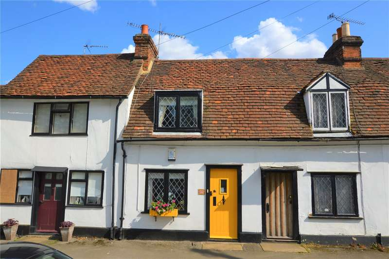 1 Bedroom Terraced House for sale in Stansted