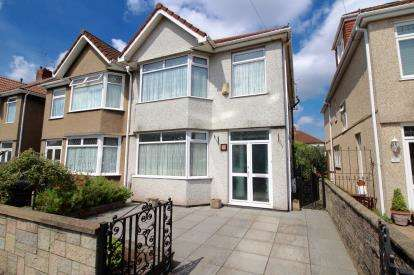 3 Bedrooms Semi Detached House for sale in Gore Road, Ashton, Bristol