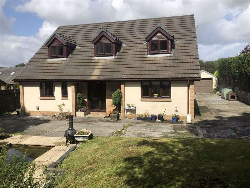 4 Bedrooms Detached House for sale in Alltycnap Road, Johnstown, Carmarthen