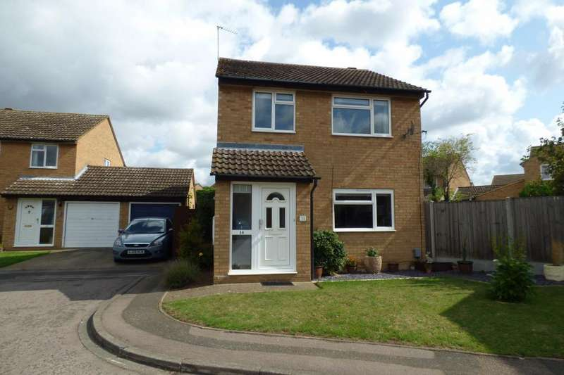 3 Bedrooms Detached House for sale in Kempston, Beds, MK42 8RE