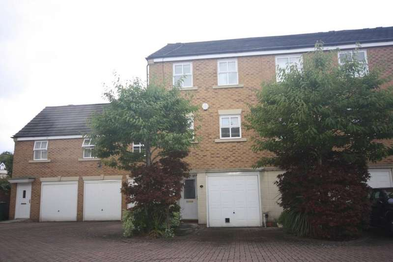 3 Bedrooms Semi Detached House for rent in Wren Close, Stoke Park