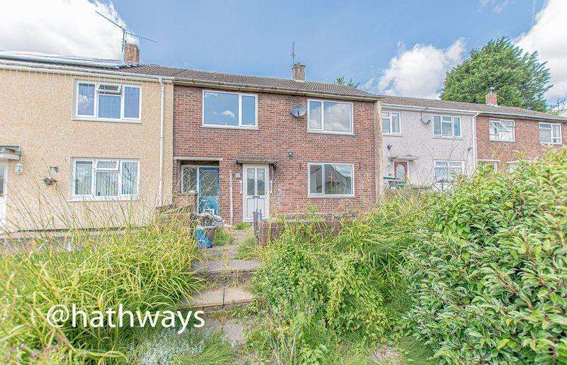 3 Bedrooms Terraced House for sale in Channel View, Pontnewydd, Cwmbran